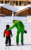 British Ski School Children's lessons