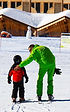 kids childrens ski instructor morzine avoriaz