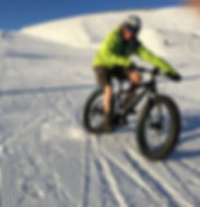 Morzine Avoriaz fat bike tours