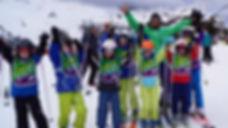 english british ski school school kids lessons