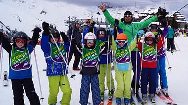 english british ski school school kids lessons