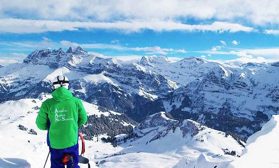 Portes du Soliel skiing snowboarding