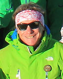 British Ski Instructor Fred Foxon