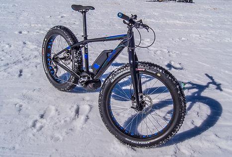 Morzine Avoriaz fat bike tours