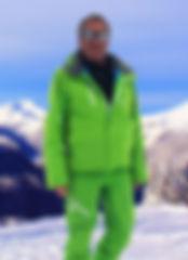 ski snowboard instructor morzine avoriaz