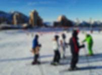 Morzine Avoiaz Ski School Lessons adult group private