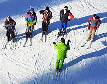 British Ski School Adult Group Lessons