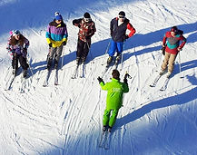 British Ski School Adult Group Lessons
