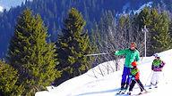 Avoriaz Morzine british ski school lessons