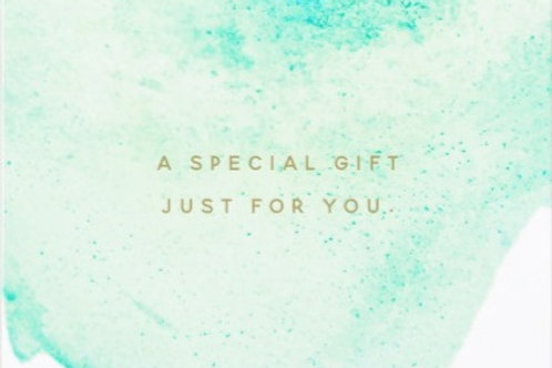 4-1 Hour Reflexology or Reiki Sessions Gift Card