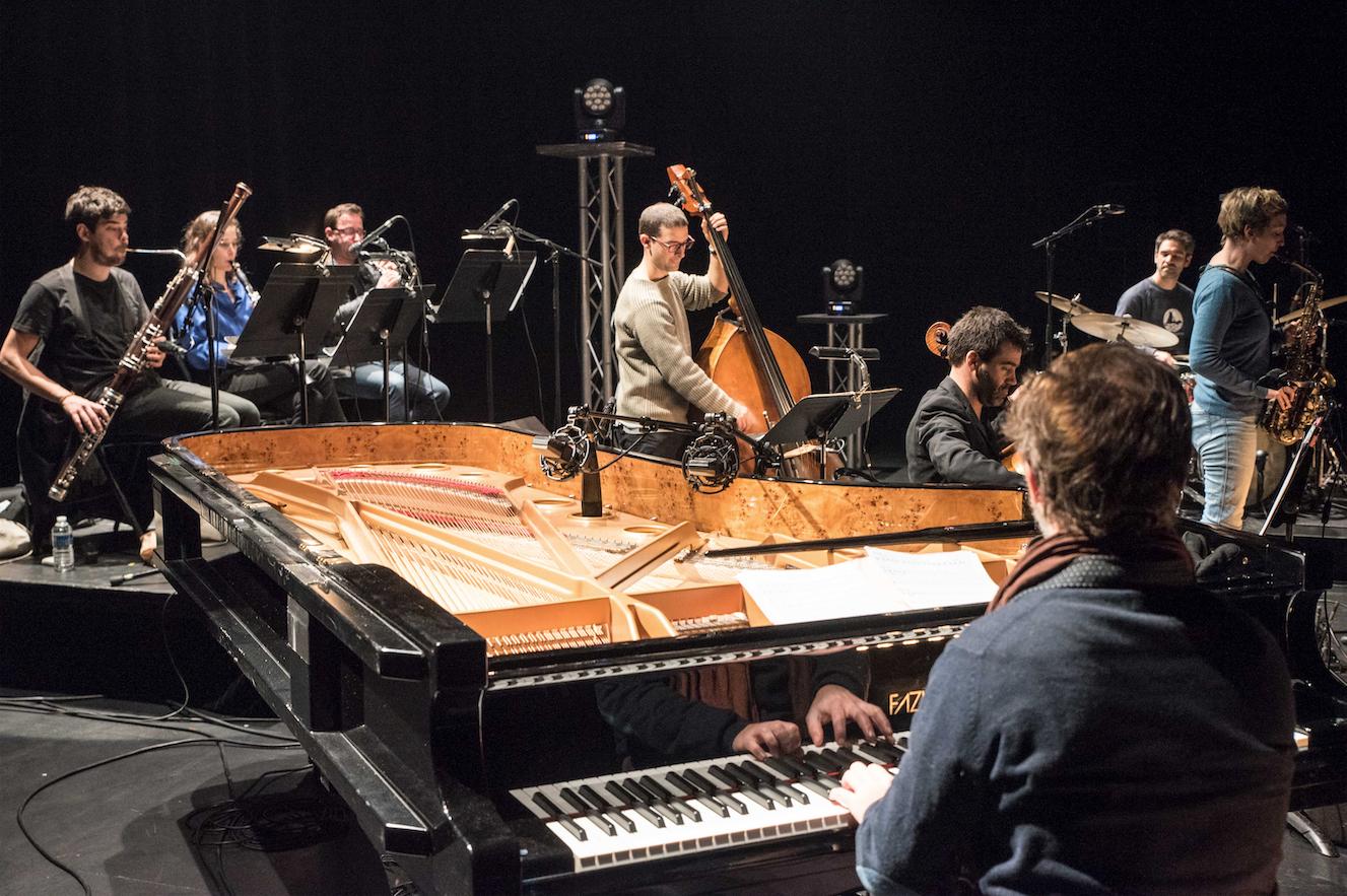 Vincent Touchard - quintet au Prisme - 26/01/2019.pn