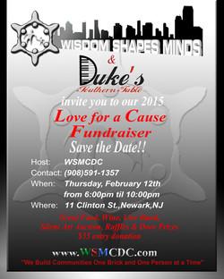 Duke's Love for a Cause Fundraiser