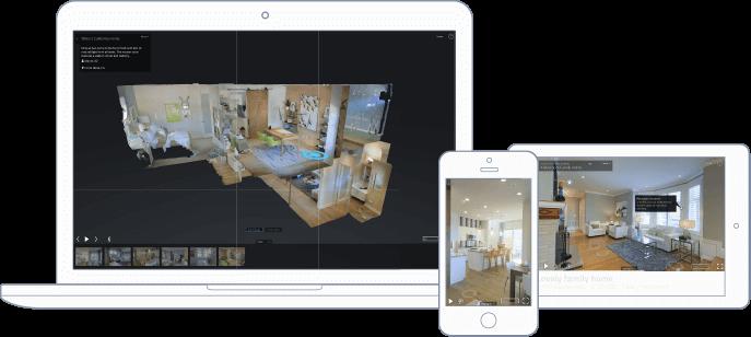 Matterport 3D Imaging Service