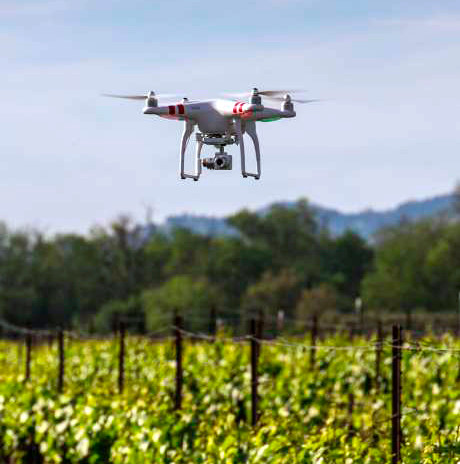 Drones growing as a tool on California Farms
