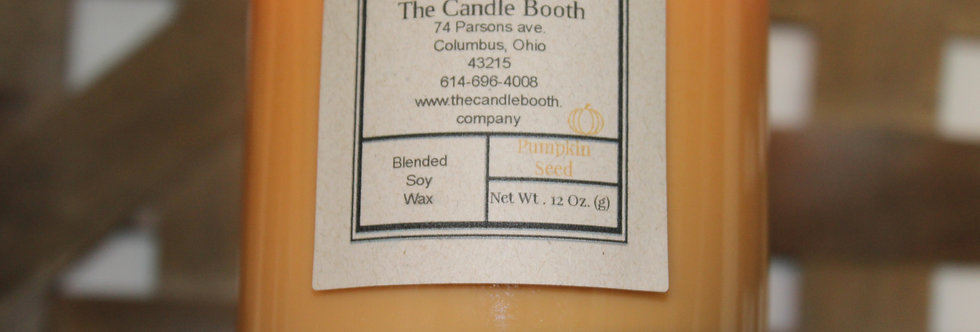 Classic Status Candle With Wooden lid