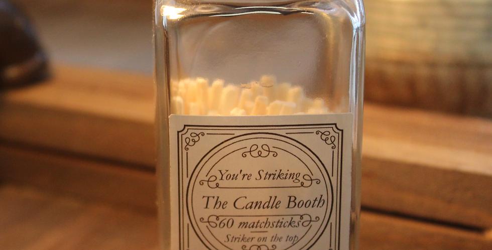 Bottle of Matchsticks