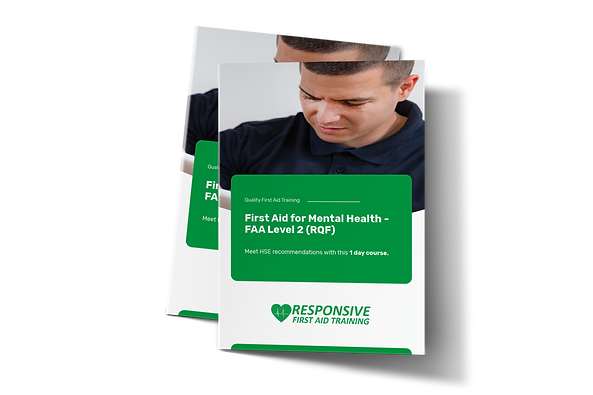 First Aid for Mental Health - FAA Level