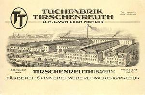 Deutschlands älteste Textilfabrik