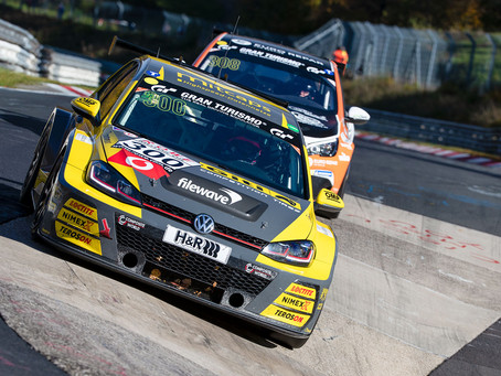 Victory in Class for all-Female Team in VLN Last Race