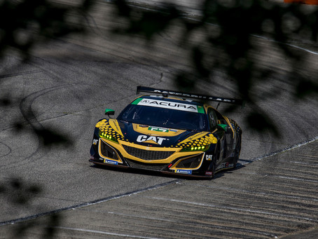 Strong 7th place for the all-Female team at Petit Le Mans (GTD class)