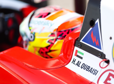 Points for Hamda Al Qubaisi in ADAC Formula 4 debut