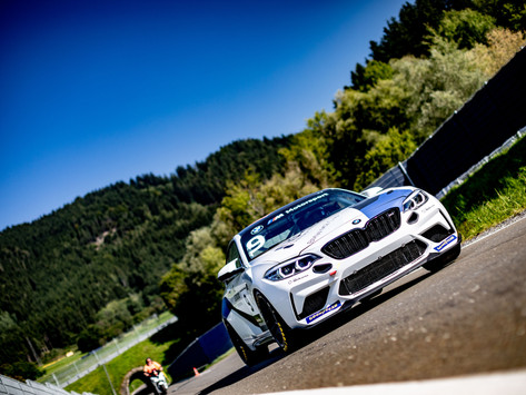 Hectic Weekend for the Ladies of BMW M2 Cup at Red Bull Ring