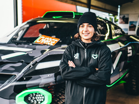 Jamie Chadwick joins Veloce Racing for Extreme E
