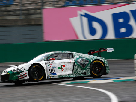 Good pace for Carrie Schreiner in the Goodyear 60 at Lausitzring