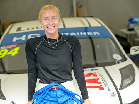 Remarkable comeback for Louise Frost at Classic Race Aarhus