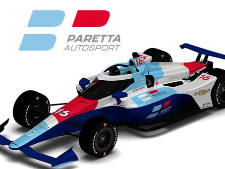 Simona De Silvestro will enter the Indy500 with Paretta Autosport