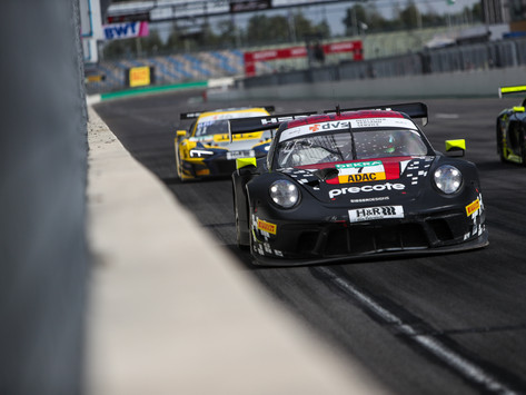 Difficult race 2 for Simona de Silvestro at Lausitzring in ADAC GT Masters