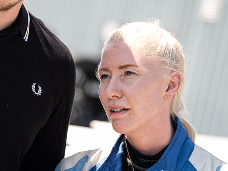Technical Issues halt Louise Frost's progress in TCR Denmark at Jyllandsringen