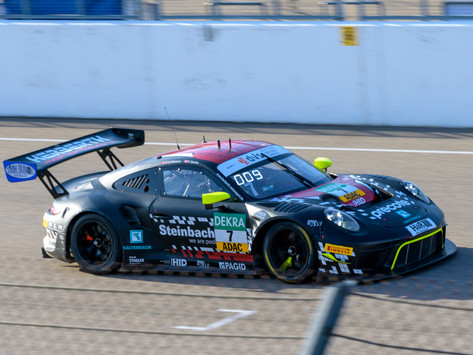 Mixed feelings for Simona de Silvestro in ADAC GT Masters at Sachsenring