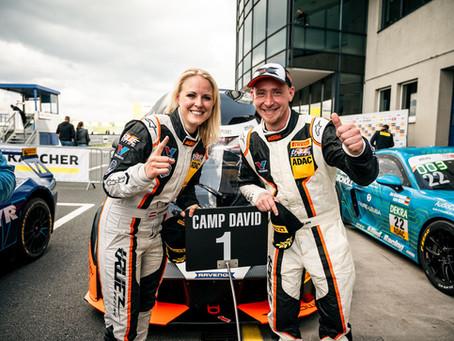 Laura Kraihamer joins Teichmann Racing in NLS