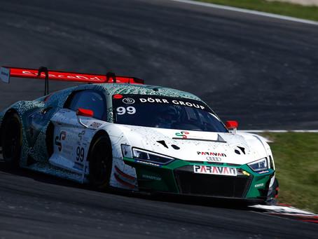 Friday Feeling – Simona De Silvestro & Carrie Schreiner racing at the Lausitzring