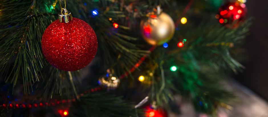 Tips for Christmas & Holiday Self-Care