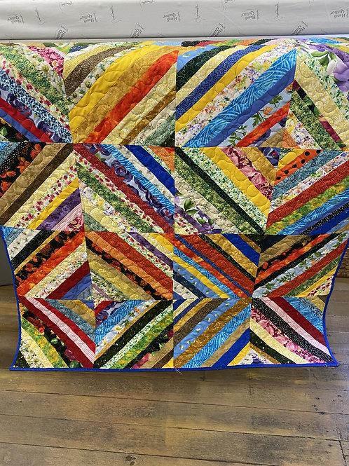 String Quilt, April 10