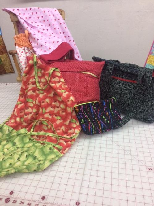 Beginning Sewing Series, May/June
