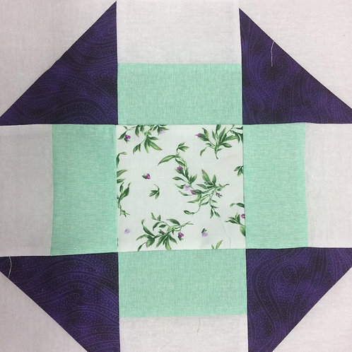 ABC's of Quilting, September