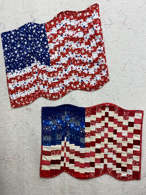 Wave Your Flag, April 30