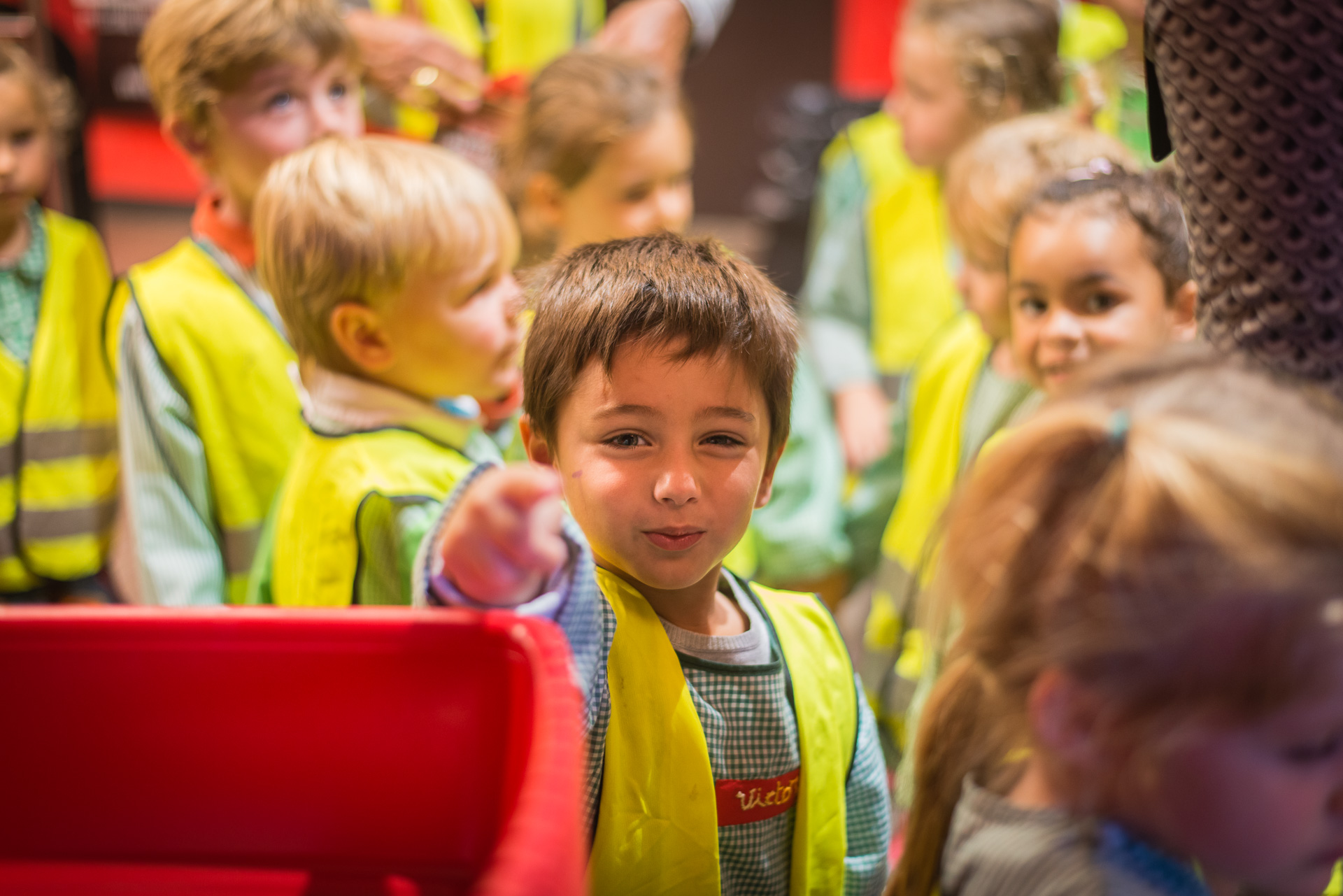 ACTIONS SCOLAIRES