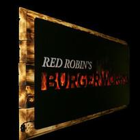 Redrobin Mixed Media