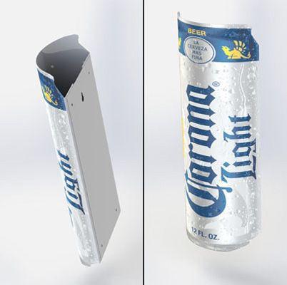 Corona Light 3D Can Tacker