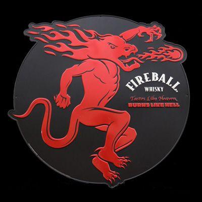 Fireball Round Tacker