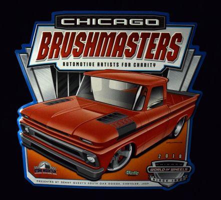 Brushmasters Illuminated