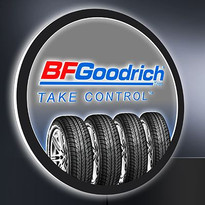 BF Goodrich Illuminated