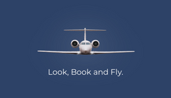 Look, Book and Fly.
