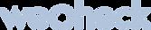 Wecheck logo