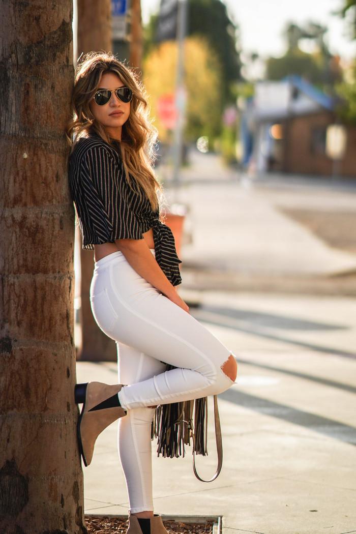 Bohemian Fall Outfit