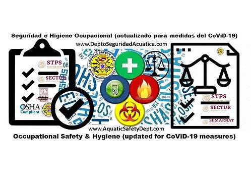 Curso OSH p/CoViD-19